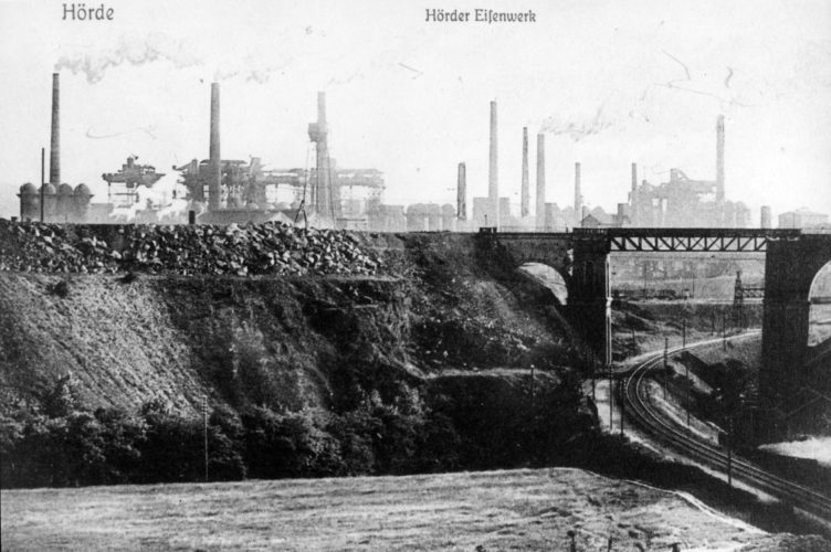 Hörder Eisenwerk, Stadt Archiv Dortmund